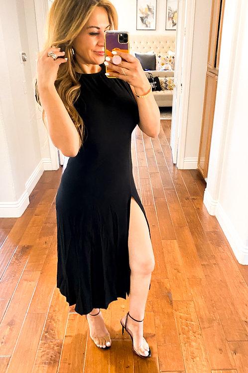 Stylish Midi Dress