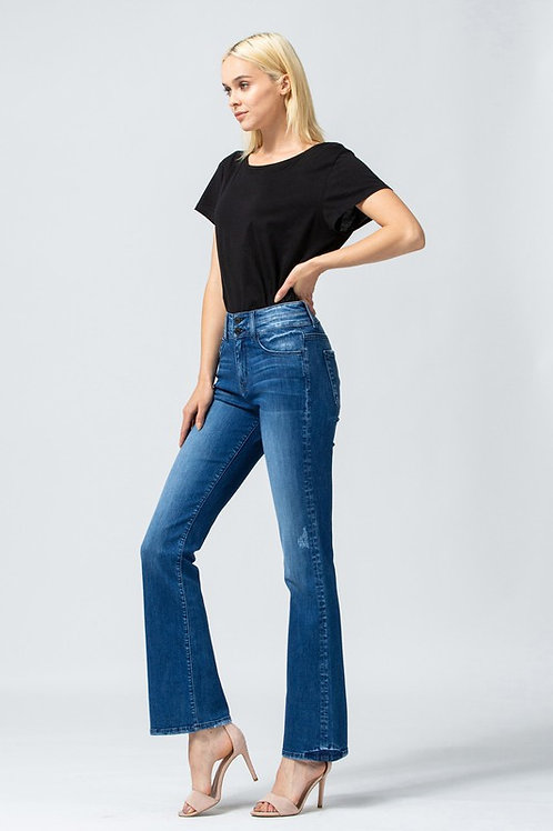 Venus High waisted flare Jeans