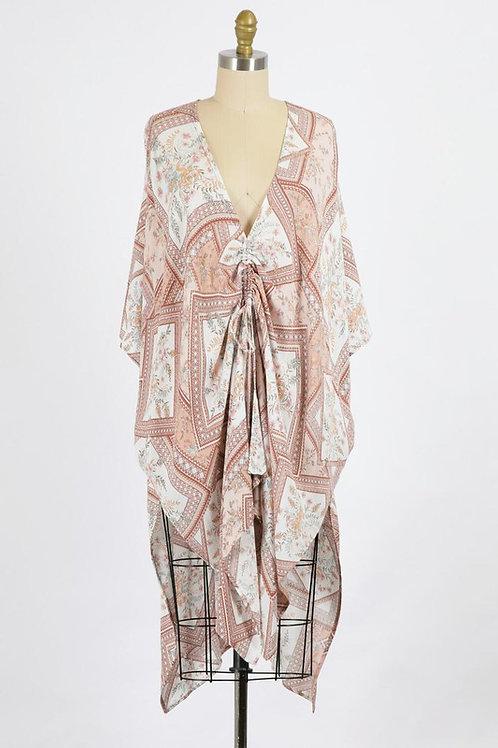 Oversized Kimono Top