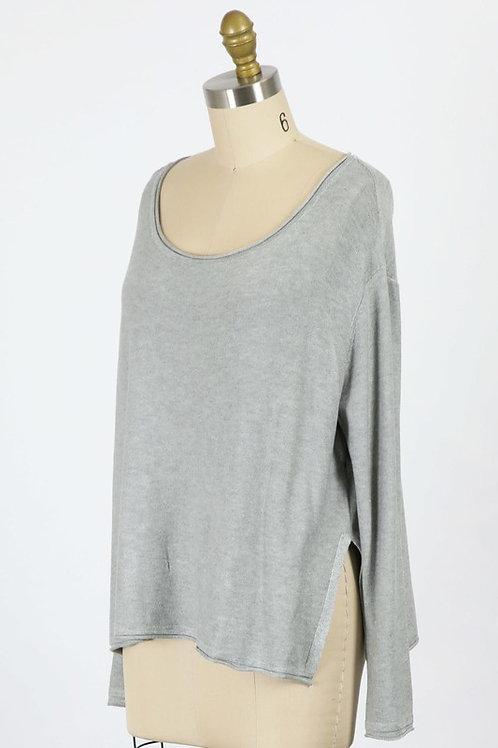 Yari long sleeve top