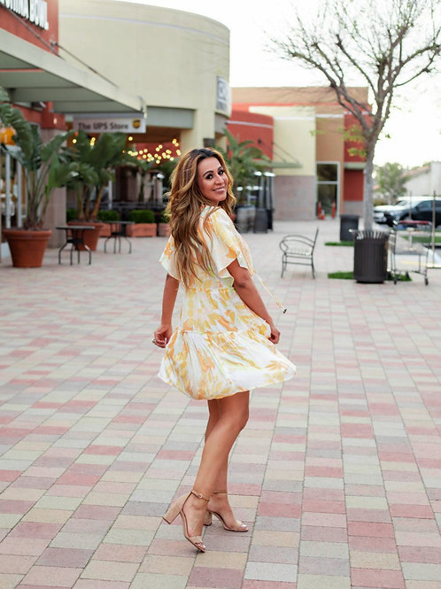 Bloom With A View Dress