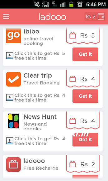 Free Recharge Earning Android Apps That We Can't Stop Using