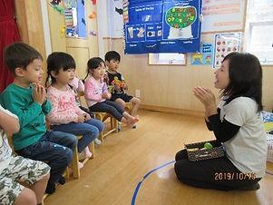 0歳 英語 カリキュラム 英語 保育