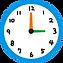 Clock 15:00