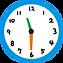 Clock 11:30