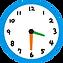 Clock 15:30