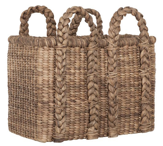 MUST Living, Baskets, Korb Colony High, Naturfaser