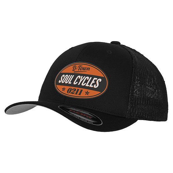 "Trucker Flexfit Cap ""SOUL CYCLES"""