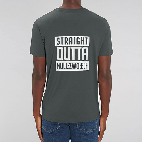 Unisex T-Shirt - Straight Outta