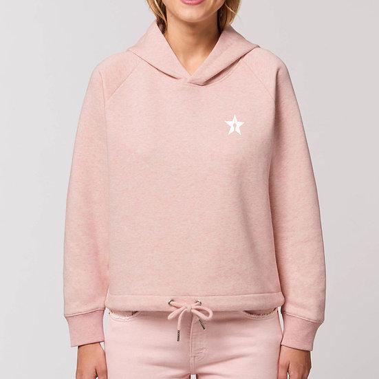 Women Hoodie Short - Star