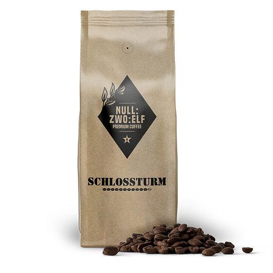 0211 SCHLOSSTURM Kaffee