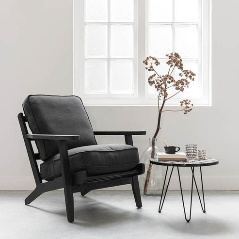 MUST Living - Lounge chair Carlton