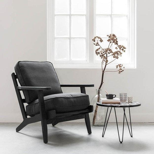 MUST Living - Lounge chair Carlton