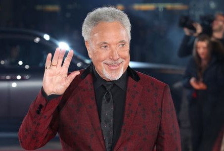 Tom Jones - The News Page!
