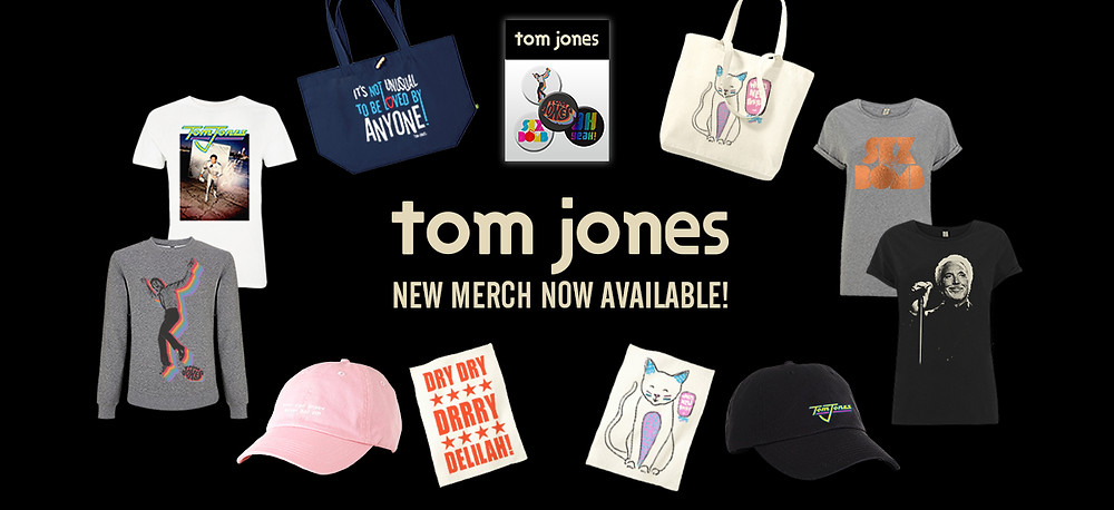 Main photo for Tom Jones online store
