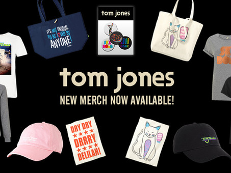 Tom Jones Merchandise........