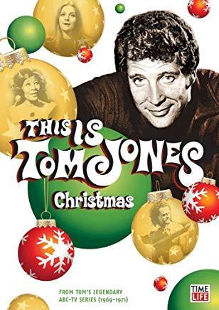 Tom Jones Christmas DVD