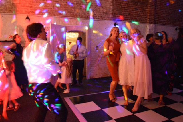 Tom Jones Tribute and bridesmaids.jpg