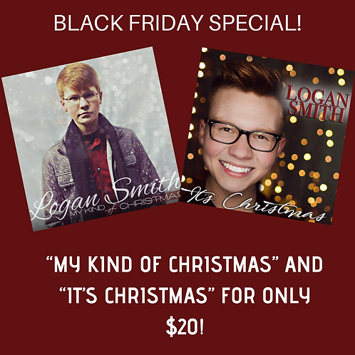 BLACK FRIDAY - CHRISTMAS SPECIAL!