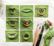 Lip Shapes Green