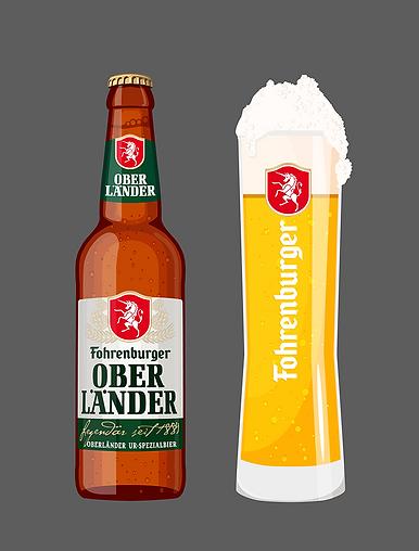 Fohrenburger Beer
