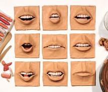 Lip Shapes Apricot