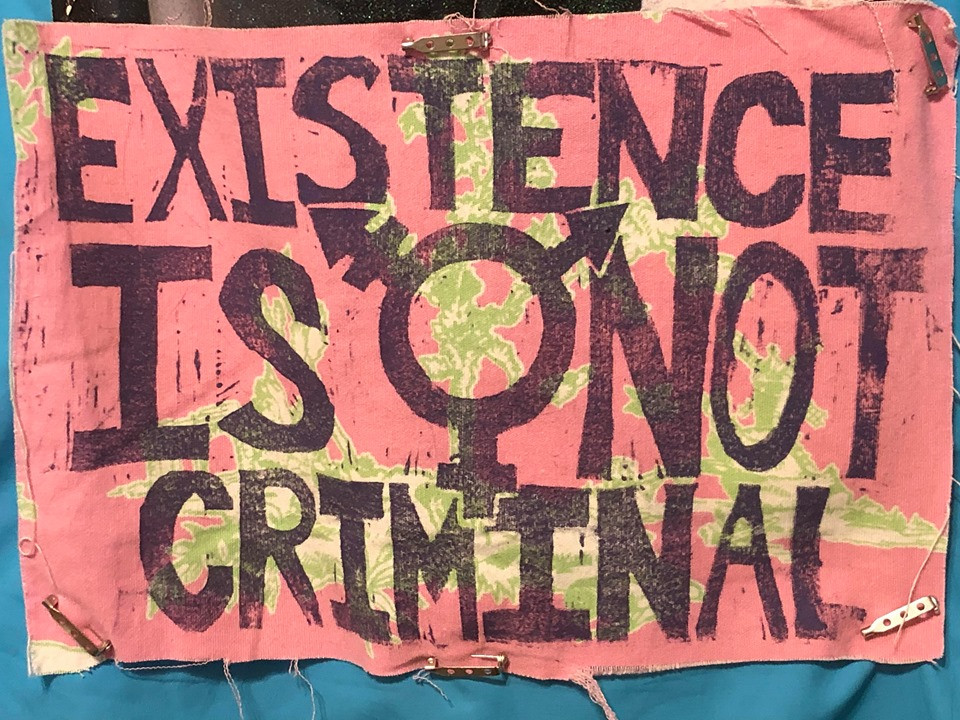 Existence is Not Criminal 2019