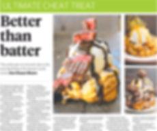 World Famous Funnel Cakes. Taste.com.au