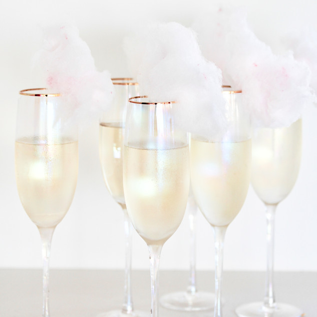 FLOSSY Byron Bay- Fairy Floss and Champagne