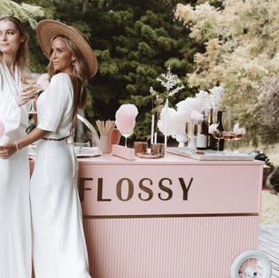FLOSSY Byron Bay wedding