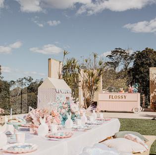 Flossy Byron Bay- Fairy Floss Party- Bir