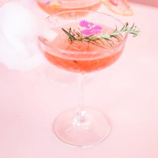 Flossy Byron Bay- Fairy Floss Cocktail-Perfect for holiday, corporate, and birthday parties or small weddings