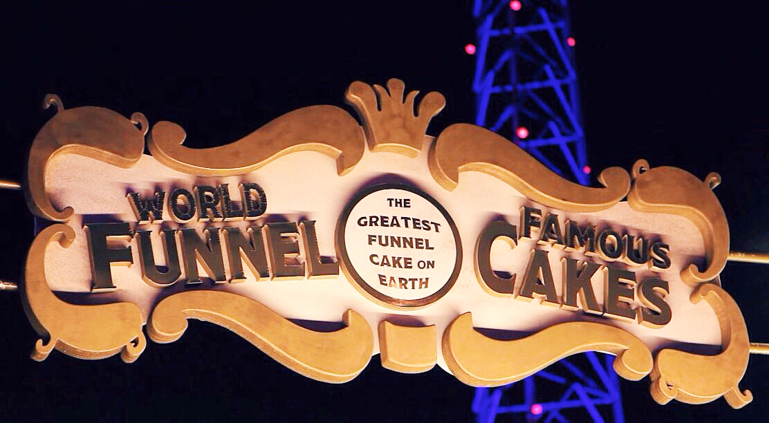 World Famous Funnel Cakes