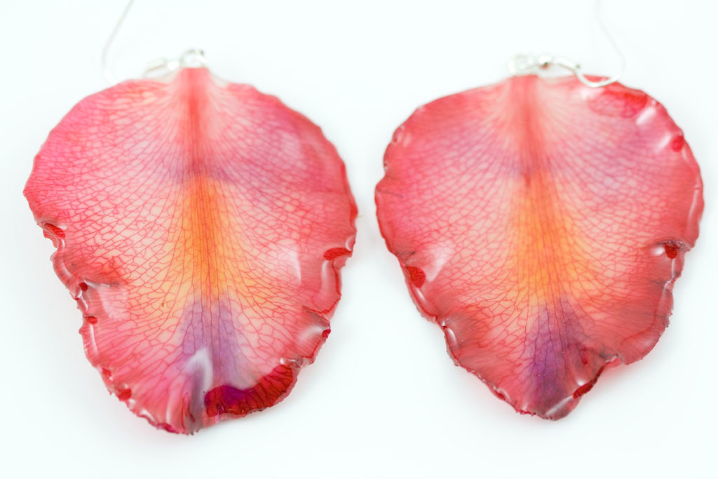 Orchid Treasures Australia Earrings