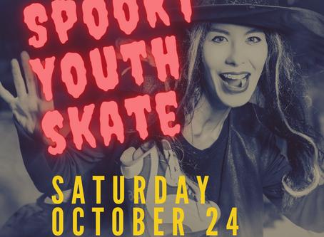 Halloween Youth Skate