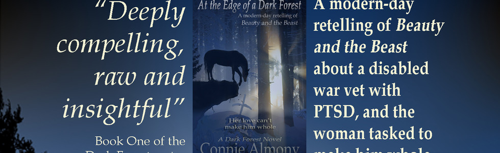 At the Edge of a Dark Forest