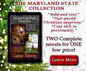 Inspirational Romantic Suspense novel Collection by Christian Fiction author Connie Almony
