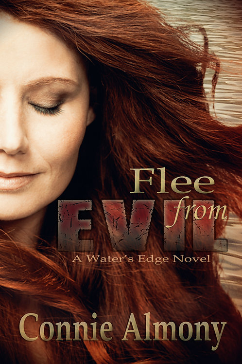 Flee from Evil--signed paperback