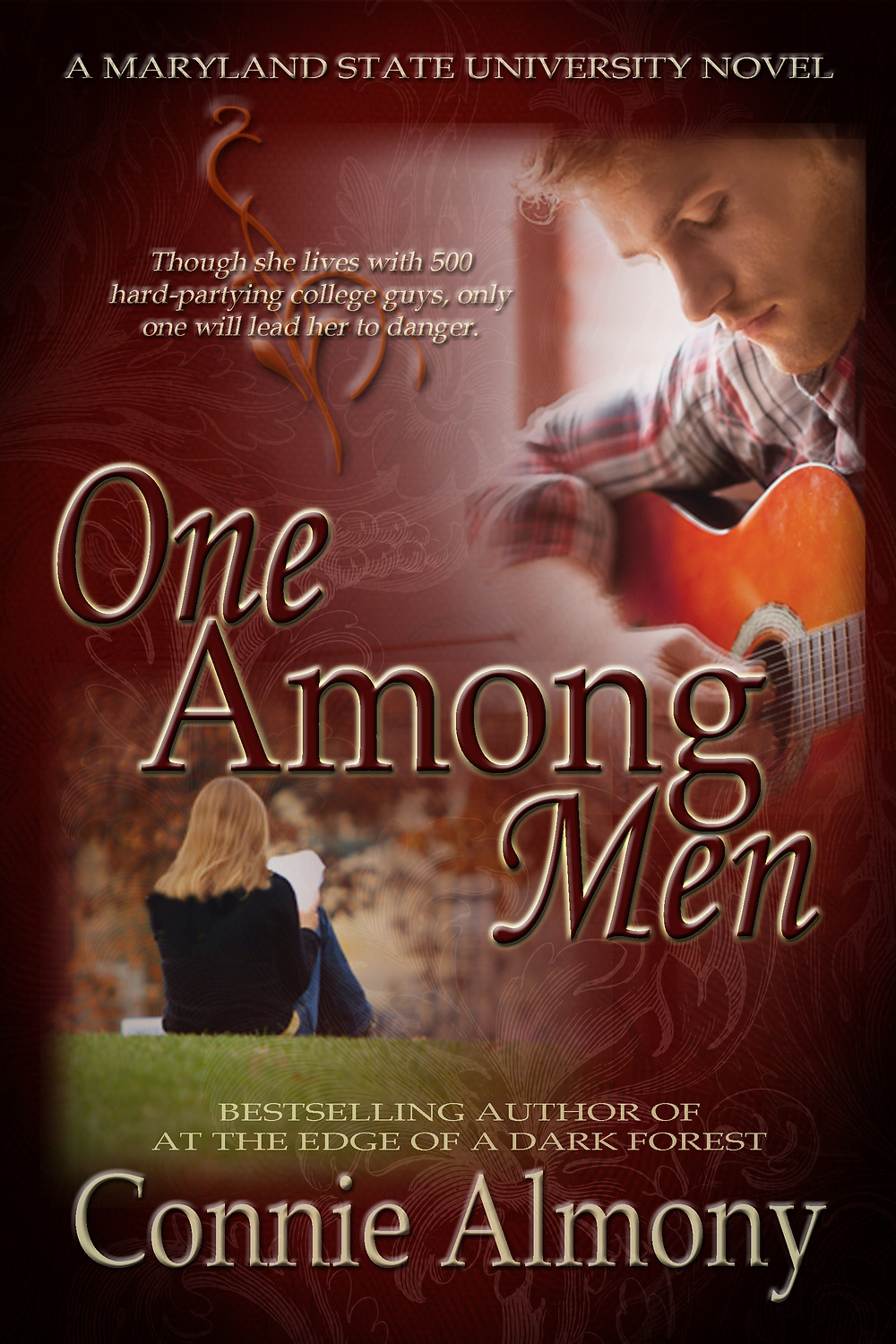 Inspirational novel One Among Men, by Christian Romantic Suspense Fiction author, Connie Almony