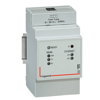 INTERFACE RS485/IP