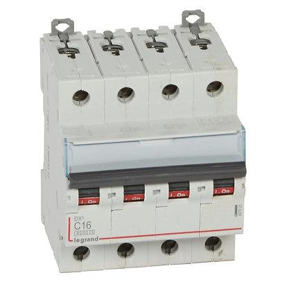 DX3 4P C16 6000A
