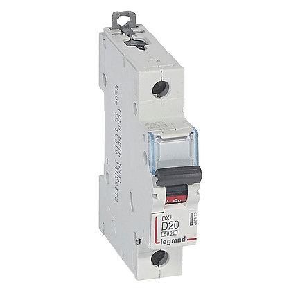 DX3 1P D20 6000A