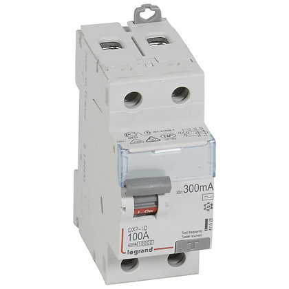DX3 INTER DIF 2P 100A AC 300MA
