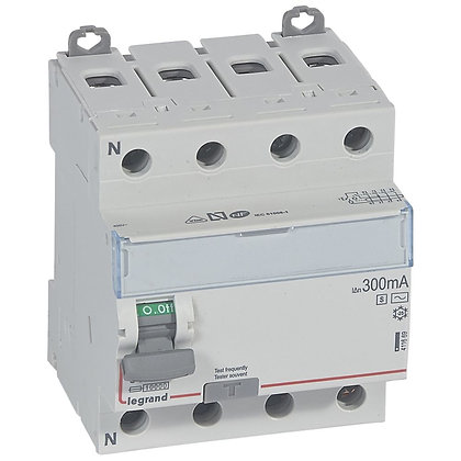 DX3 INT DIF 4P 63A AC-S 300MA