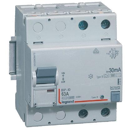 DX3 INTER DIF 2P 63A B 30MA