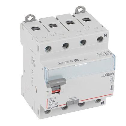 DX3-ID 4PR 40A AC 500MA