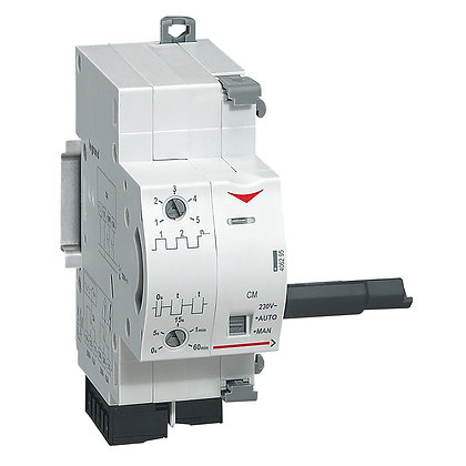 DX3 COM MOT 230VCA REARME AUT