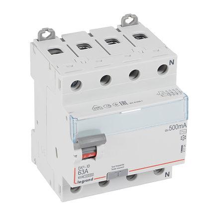 DX3-ID 4PR 63A AC 500MA