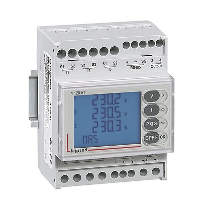 CENTRAL MEDIDA MOD EMDX3 RS485