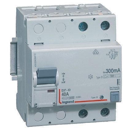 DX3 INTER DIF 2P 40A B 300MA